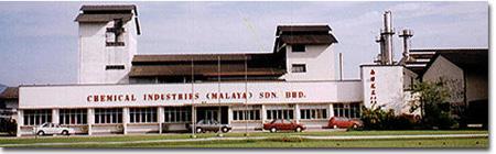 Chemical Industries (MALAYA) Sdn  Bhd